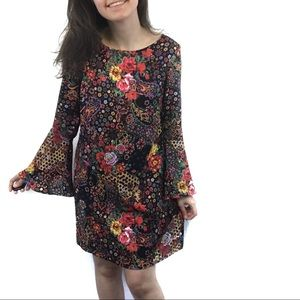 NWOT NY&C Multi-Print Dress